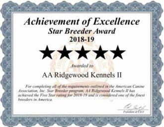 Ridgewood KEnnels II Kinzers